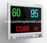 Monitor paciente del multiparámetro del precio de fábrica 15-Inch