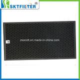 Nido de abeja de carbón activado filtro de aire