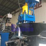De Machine van de Briket van het Stof van het Dossier van het aluminium met Vierkant Blok