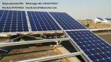 Die preiswertester Preis-MonoSonnenkollektoren 320W für weg von Rasterfeld-Sonnensystem