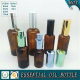 Brown-wesentliches Öl-Glasflasche