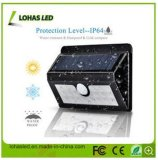 LED-angeschaltenes drahtloses wasserdichtes Bewegungs-Fühler-Solarsolarlicht mit IP65