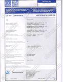 Modèle simple intrinsèque SM-A79 de cuiseur d'admission de bec d'homologation de CB/CE/ETL