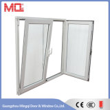 Design Modern Window. PVC Tilt and Turn Window