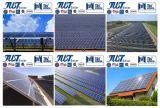 太陽ポンプのためのセリウムCQCおよびTUVの証明の260W多太陽電池パネル