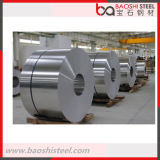 Galvanizado en caliente lentejuela regular la bobina de acero Z100 Sumergido