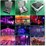 Radio a pile DMX LED Uplighting di alta qualità 12PCS