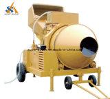 Tester cubici della betoniera 1 a caricamento automatico automatico da vendere
