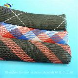 Manicotto espansibile Braided del tubo della maglia del cavo dell'animale domestico dell'UL
