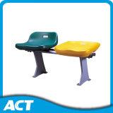 رخيصة بلاستيكيّة ملعب مدرّج كرسي تثبيت مقادة بدون ظهر