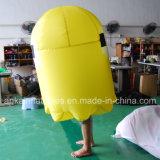 Взрослый раздувной желтый Costume платья с ценой по прейскуранту завода-изготовителя