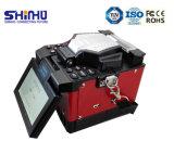 Shinho FTTH / FTTX Fibre Optique Fibre Fusion Splicer Machine d'épissage