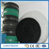imballaggio della torre di raffreddamento del PVC pp dell'onda del cerchio di 250mm 300mm