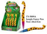 Juguete contoneante de los dedos de la selva divertida