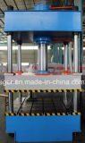 Cuatro columnas prensa hidráulica, máquina de la prensa 45 toneladas