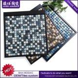 Salone 2016 della stanza da bagno della cucina della parete delle mattonelle TV della parete del mosaico della ceramica di Juimsi 305X305mm