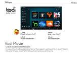 Pre-Installled Kodi 17.0 de volledig Geladen T95u PROS912 2g 16g Androïde Doos van TV