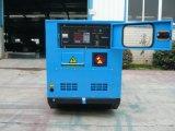 Вода комплектов генератора Yuchai тепловозная охладила после того как она приведена в действие от 34kw к 600kw
