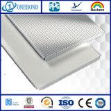 Teto suspendido do painel perfurado de alumínio