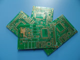 4 couches de BPC et RO RO4003c4450b combinées avec les aveugles via
