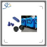 Étiquette passive du coffre Em4305 de rebut d'IDENTIFICATION RF du management 125kHz d'ordures