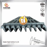 Technologie OEM Métal Sand Iron Castings avec usinage