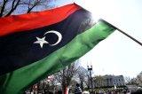 Su ordinazione impermeabilizzare e bandiera nazionale della Libia della bandiera nazionale di Sunproof
