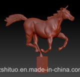 Le cheval 2, propriétaires de sculpture peut personnaliser le matériau et la taille de Sculpture, Our Company se spécialise en produisant la sculpture en métal