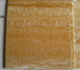 Mattonelle di pavimento dell'interno del Onyx di marmo giallo cinese del miele