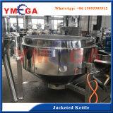 Герметическая электрическая кастрюля пара полной деятельности нержавеющей стали удобной Jacketed промышленная