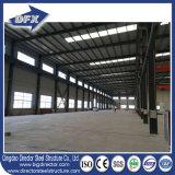 Projeto Prefab das estruturas do metal do edifício da construção de aço de Dfx Qingdao