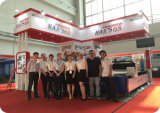 3~5mm Edelstahl-Laser-Ausschnitt-Maschine in China, Metallscherblock-Maschine