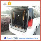 Elevador &Hydraulic elétrico portátil da cadeira de rodas 720*1150 (WL-D-880)