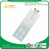 원격 제어를 가진 지능적인 옥외 LED 가벼운 5W-120W 통합 태양 가로등