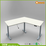 Moderne elektrische Höhen-justierbarer Kursteilnehmer-Schreibtisch