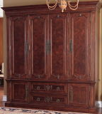 Мебель шкафа деревянная