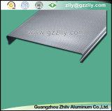 강한 C 모양 알루미늄 지구 천장, 선형 천장 알루미늄