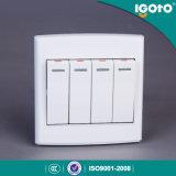 [إيغتو] البريطانيوّن معيار [د3041] 4 مجموعة 1 طريق 86 [سري] كهربائيّة جدار مفتاح