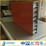 Het oranje Comité van de Honingraat van het Aluminium van de Kleur voor Bouwmateriaal