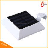 Im Freien wasserdichte Sonnenenergie angeschaltenes Licht des Montion Fühler-LED, Solarzaun-Licht, Solargarten-Licht, Solarlampe