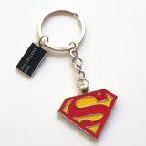 Bevordering &Souvenirs - de Sleutelringen van Keychain van het Metaal van de Superman