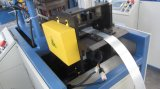 Doppeltes Loch-Stahlstreifen-Maschine für die Herstellung des faltbaren Furnierholz-Kastens