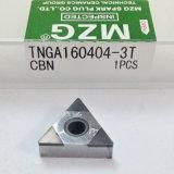 Зажим-Тип вставка CBN цементированного карбида диаманта Indexable