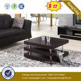 工場価格のオフィス用家具の木のコーヒーテーブル(HX-CT0009)