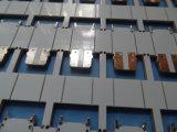 パネルPCBの倍の側板1.6mm厚く白いSoldermaskと