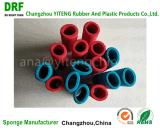 NBR Schaumgummi-Griff-Gummischaumgummi-Griffe kundenspezifische Größe und Farbe