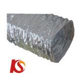 Square de l'aluminium souple Flexible d'air ventilé