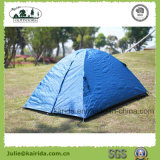 Abdeckung-kampierendes Zelt der doppelten Schicht-3p
