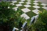 DIY 디자인 Decking 사기그릇 옥외 지면 도와