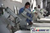 Cabeça de costura de colchão de ponto de bloqueio para máquina de borda de fita